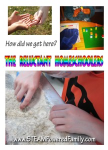 reluctant homeschoolers pin