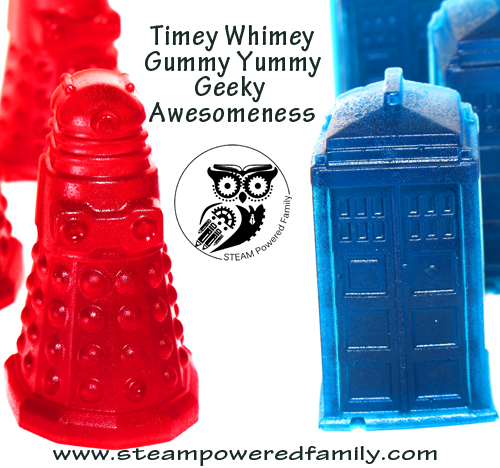 Doctor Who Gummies