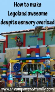 Legoland and sensory processing disorder