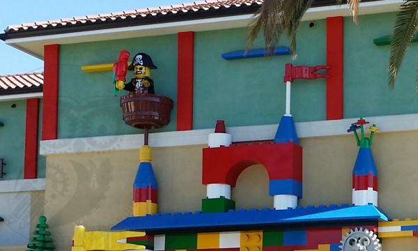 Making Legoland Awesome Despite Sensory Overload