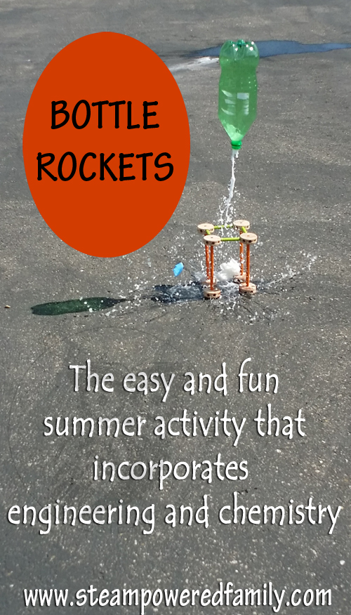 Bottle Rockets - Outdoor STEM Fun