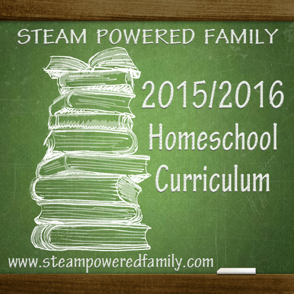 2015 2016 Secular Homeschool Curriculum