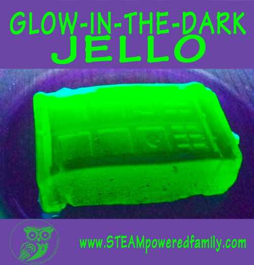 Glow In The Dark Jello Recipe — Dishmaps