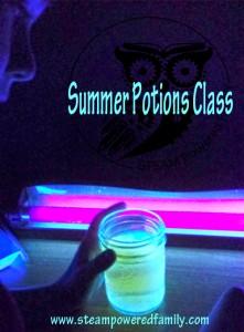 Summer Fun Potions Class