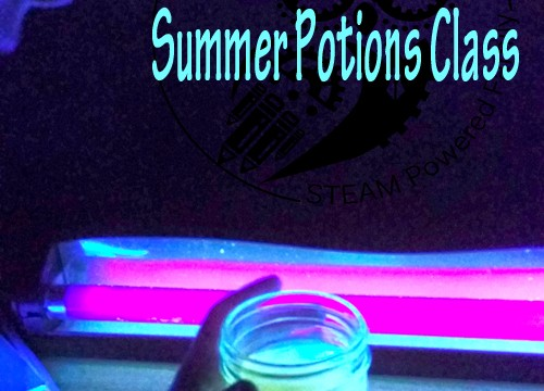 Becoming a Wizard with Potions Class
