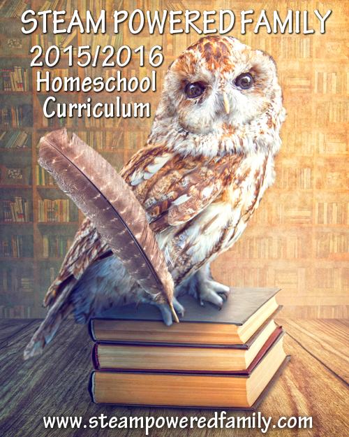 2015 2016 Secular Homeschool Curriculum