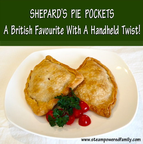 Shepard's Pie Pockets Recipe