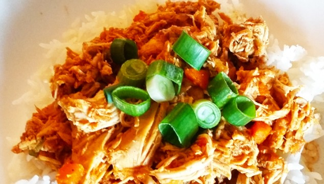 Ethiopian Inspired Chicken – Slow Cooker, Kid Approved Recipe