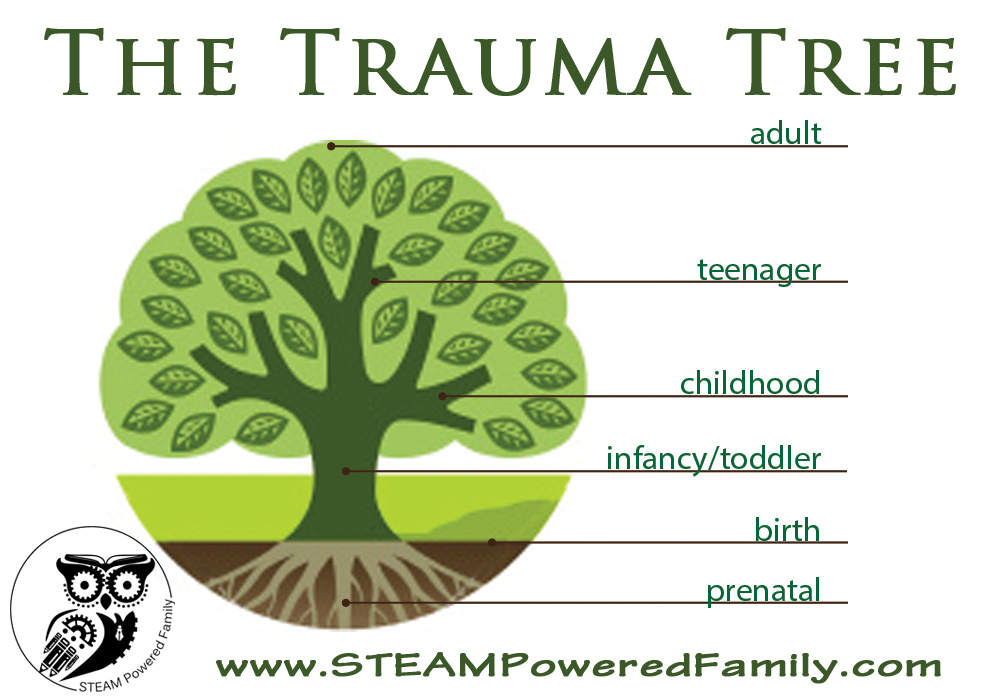 The Trauma Tree Understanding The Impact Of Childhood Trauma