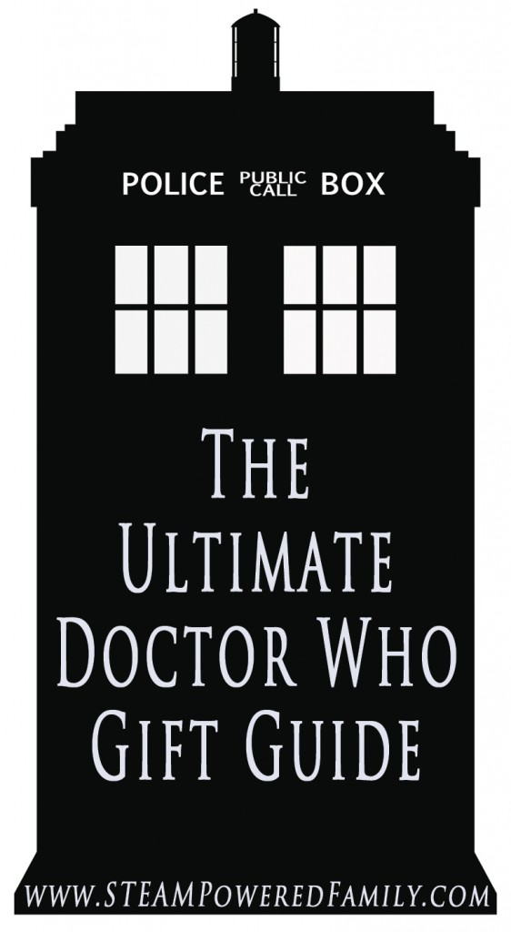 The Ultimate Doctor Who Gift Guide - Whovian Approved Gifts