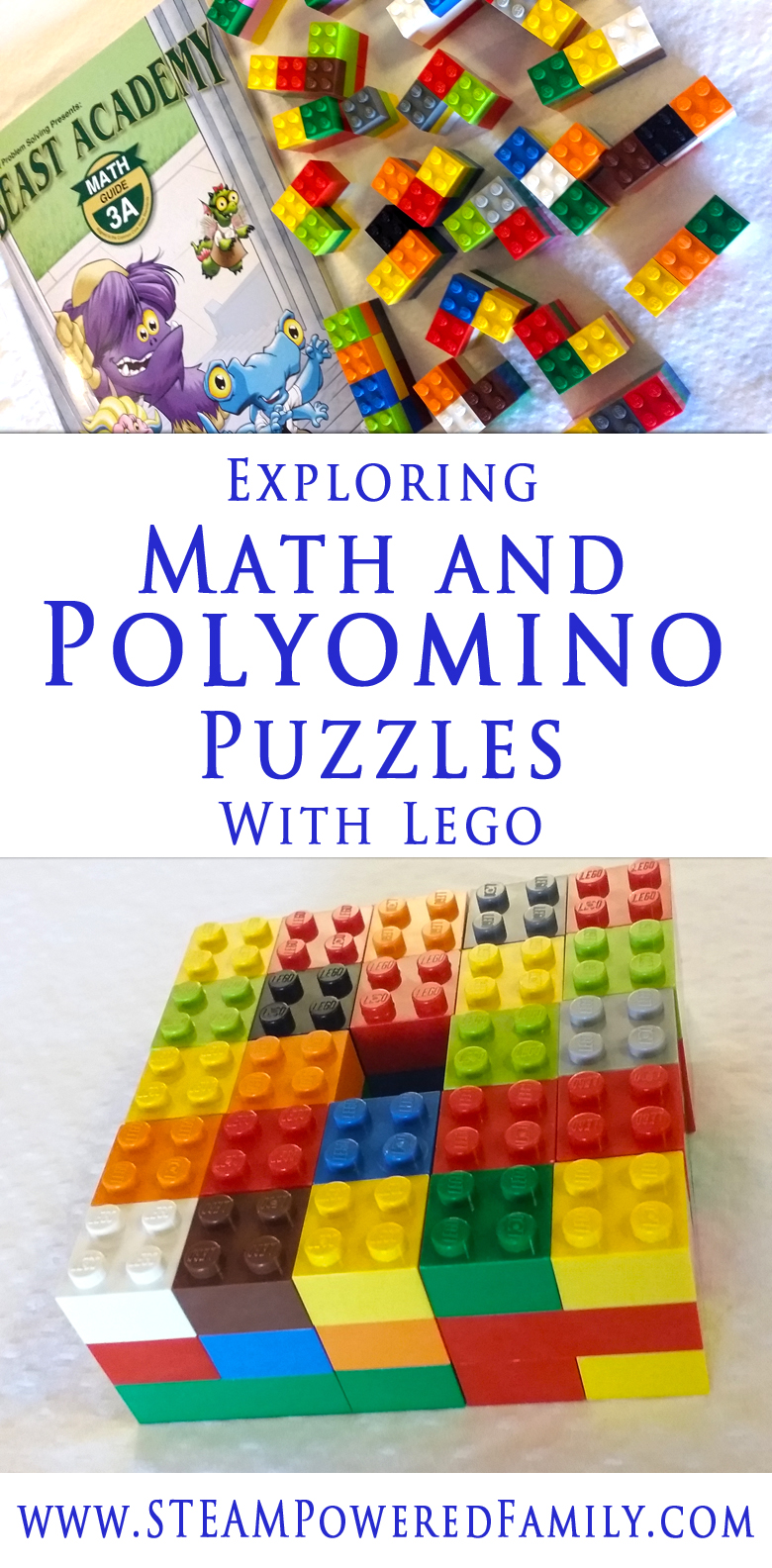 Polyomino Puzzles And Math Made Fun And Easy With Lego
