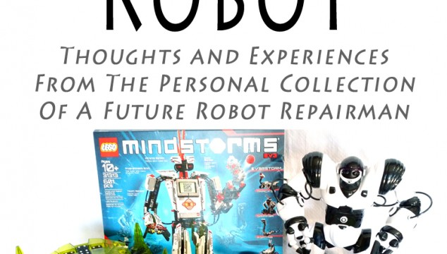A Future Robot Repairman's Review of 10 Different Robots