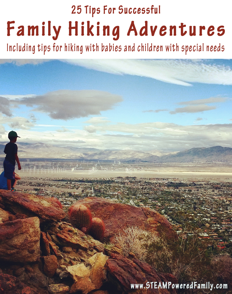 25 Tips For Family Hikes