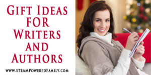 Gift Guide and Ideas For Writers and Aspiring Authors