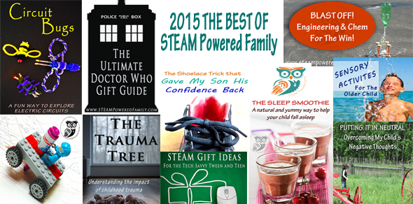 STEAM Powered Family Best of 2015