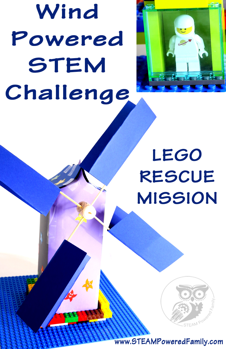 Wind Powered Stem Challenge Mission Lego Rescue Learn About Electricity Science For Kids Power A Fantastic That Encourages