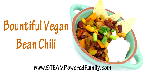 Bountiful Vegan Bean Chili