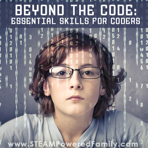 Beyond the Code - Preparing the makers of tomorrow with essential coding skills today.