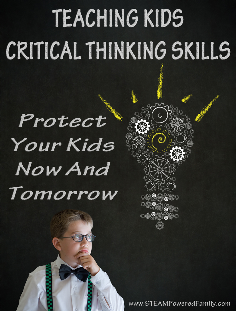 Critical thinking skills for children