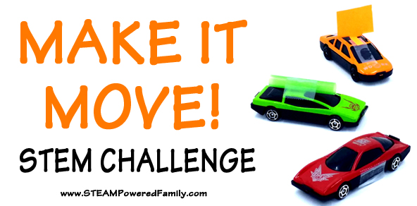 Make It Move! – STEM Challenge