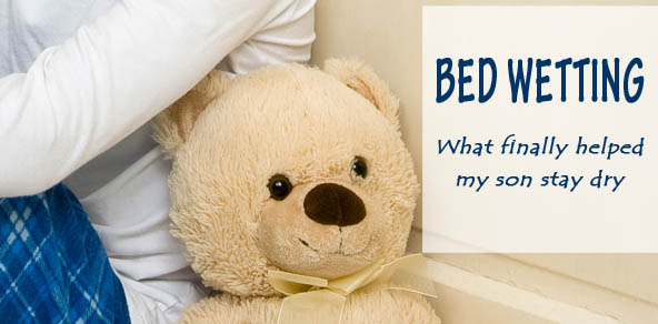 Bedwetting – What finally helped my son stay dry