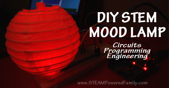 DIY Mood Lamp – Electronics, Circuits, Programming & STEM