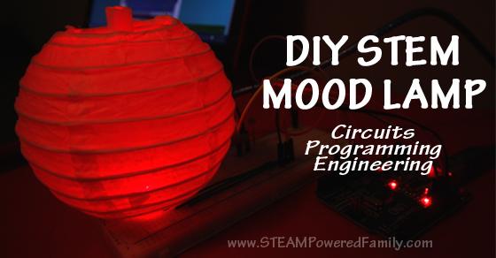 DIY Mood Lamp – Electronics, Circuits, Programming & STEM