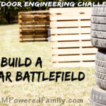 Build a Nerf War Battlefield