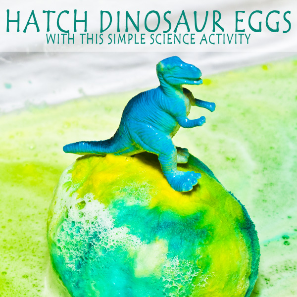 Hatching Dino Eggs with Science