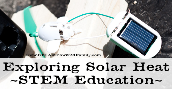 Exploring Solar Heat – STEM Education