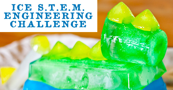 An Out of the Box Ice STEM Engineering Challenge
