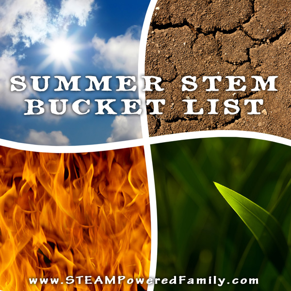 SummerSTEMBucketList