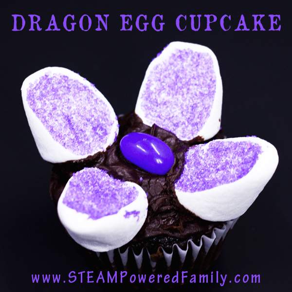 Kids love making these marshmallow cupcakes. The designs are stunning and so simple, perfect for all ages and abilities. Tastes like Peeps!