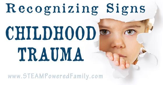 Recognizing Childhood Trauma Symptoms