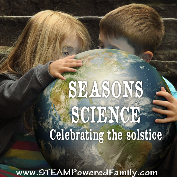 The summer solstice marks the beginning of summer, but what causes the seasons to change? Learn about the science behind the seasons with this experiment.