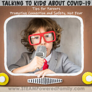 Talking to Kids about Coronavirus