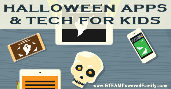 Halloween Apps and Websites for Kids – Fun, Educational, Free