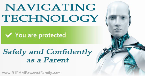 Navigating Technology Safely and Confidently as a Parent