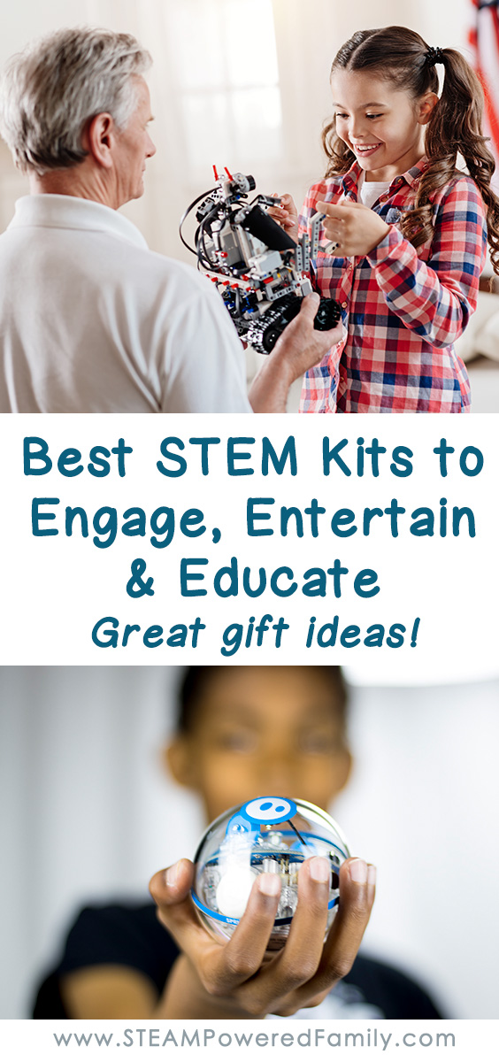 The Best STEM Kits That Engage, Entertain and Educate