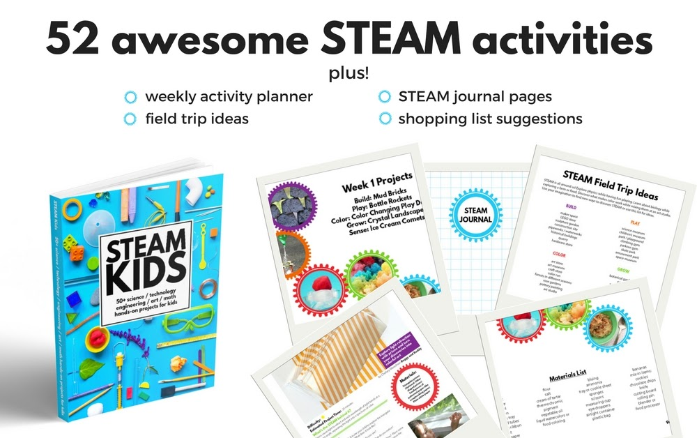 52 STEAM activities