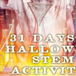 31 Days of Halloween STEM Activities