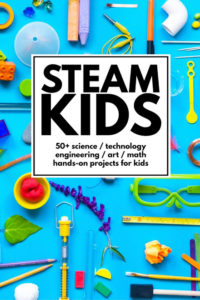 STEAM Kids Book Cover