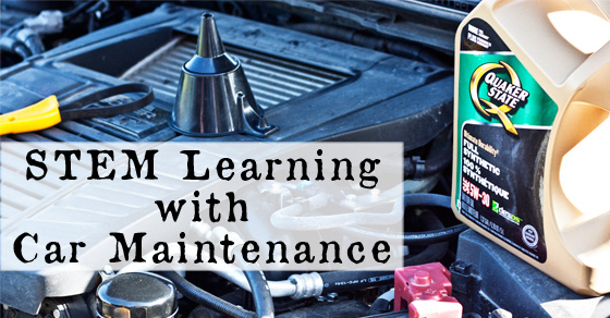 STEM Learning with Car Maintenance