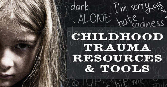 Childhood trauma is often overlooked, greatly misunderstood, and one of the most damaging things that can happen to a child. Childhood Trauma Resources