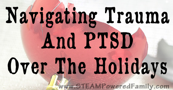Navigating Trauma Over The Holidays
