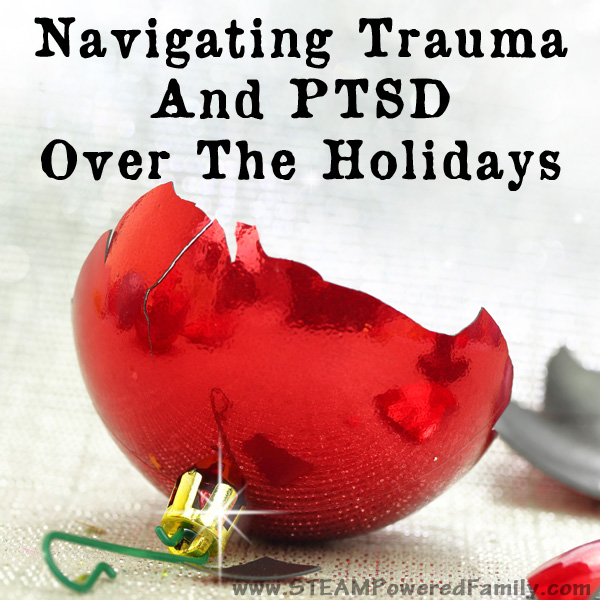 navigating trauma and the holidays
