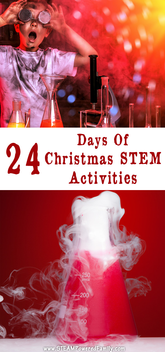 Christmas STEM Activities To Celebrate And Learn