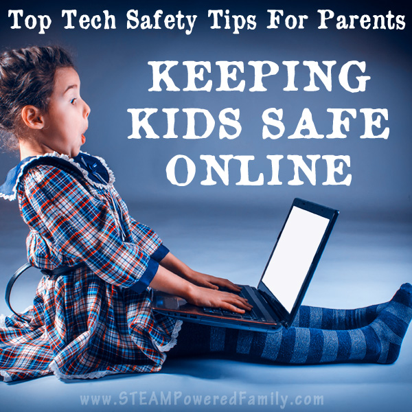 Computer Safety Tips For Parents Keeping Kids Safe Online