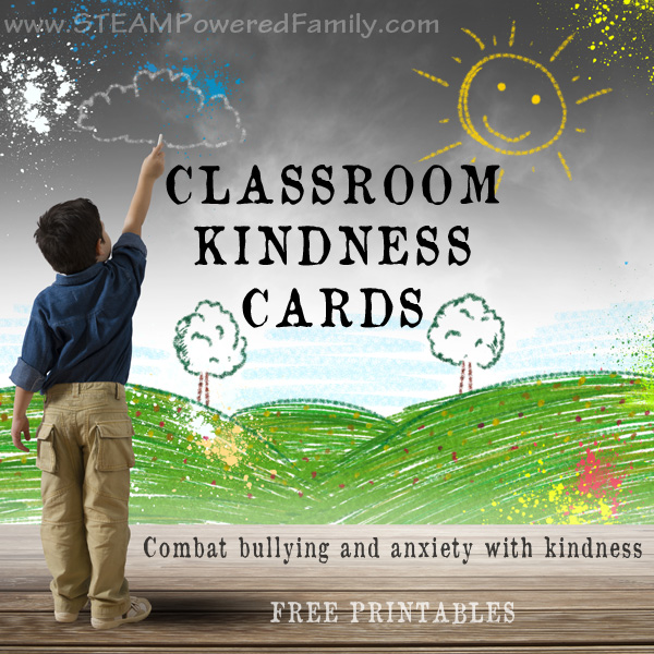 Classroom Kindess Combat Anxiety and Bullying