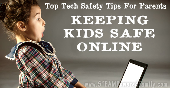 Top Computer Safety Tips For Parents ~ Keeping Kids Safe Online
